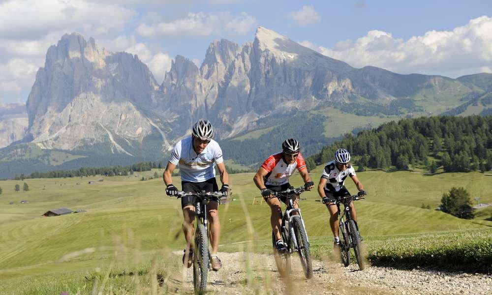 Aktivurlaub Südtirol